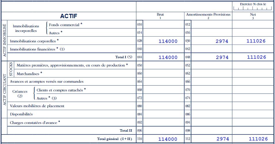 formulaire 2033